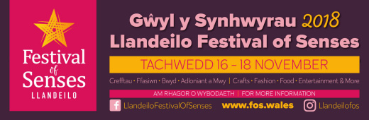 Llandeilo Festival of Senses